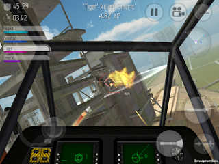 C H A O S Multiplayer Air War 6 2 1 Apk OBB Android Games Engaging