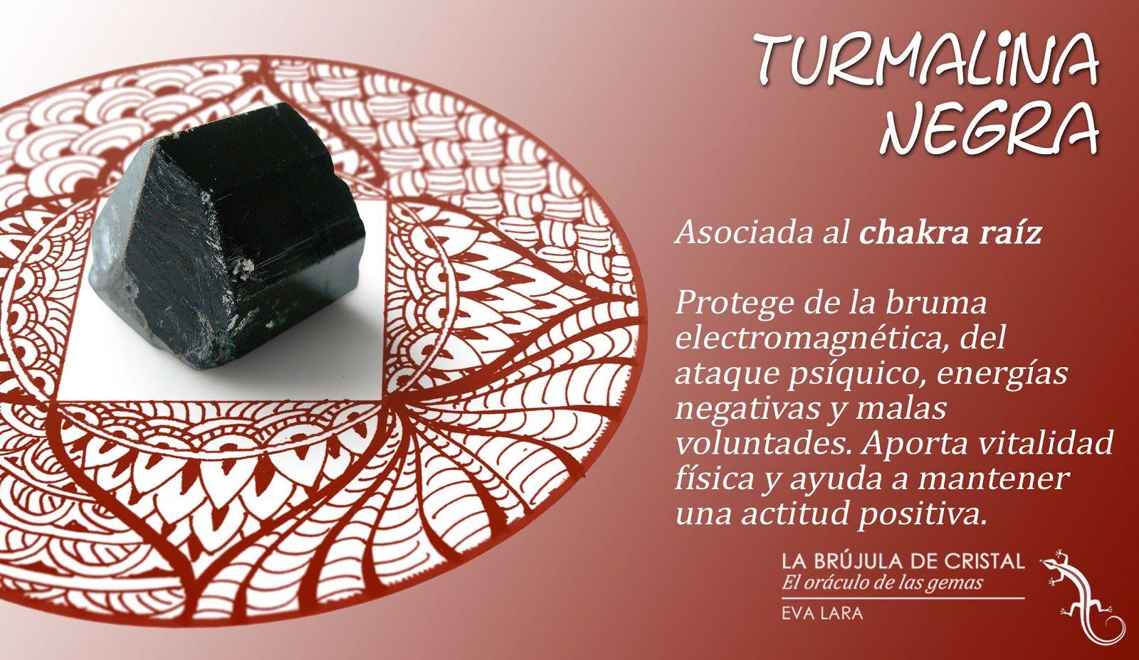 Turmalina negra chakra ra z labrujuladecristal la - Propiedades piedras naturales ...