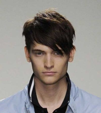 15 Best Emo Hairstyles For Men | Mens Hairstyles 2016 within Short ...