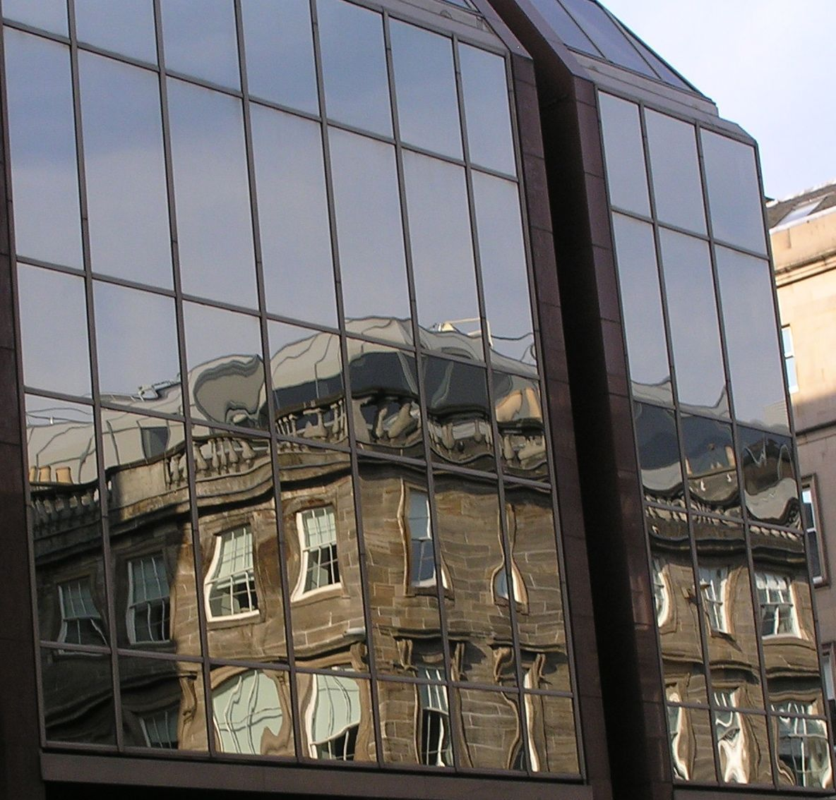 Reflections of Glasgow