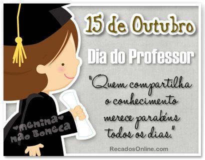 Frases Para O Dia Dos Professores Dicas Mensagem Dia Do Professor Feliz Dia Dos Professores Dia Dos Professores