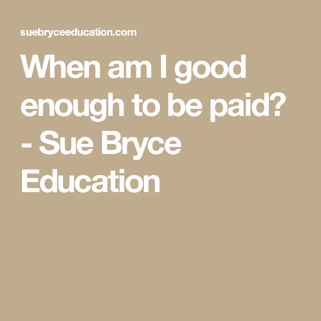 When am I good enough to be paid? - Sue Bryce Education   Become a ...