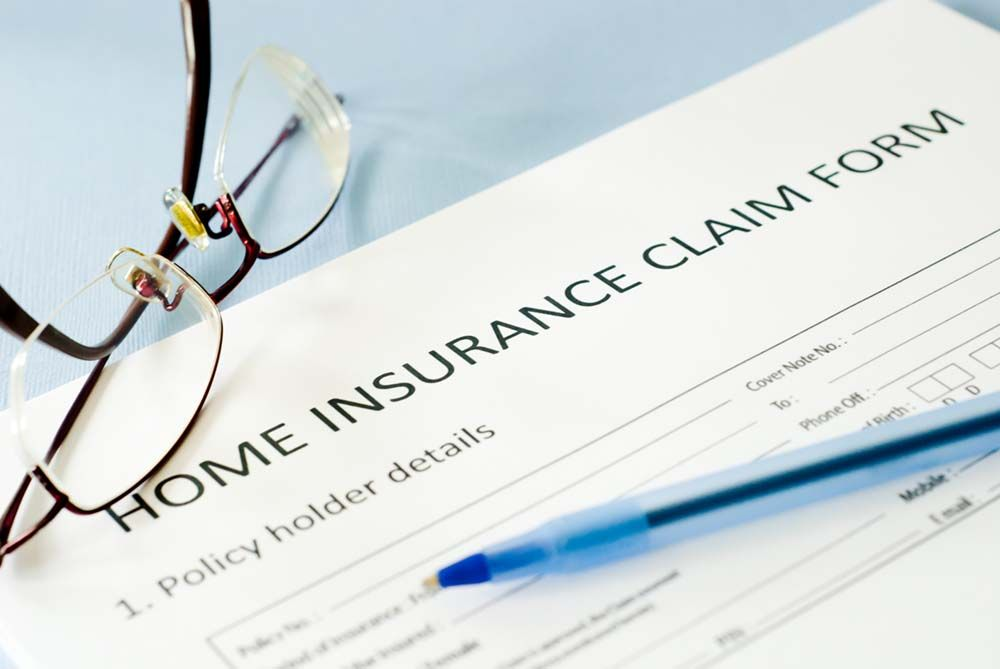 The 5 Most Common Home Insurance Claims Home Insurance Quotes Car Insurance