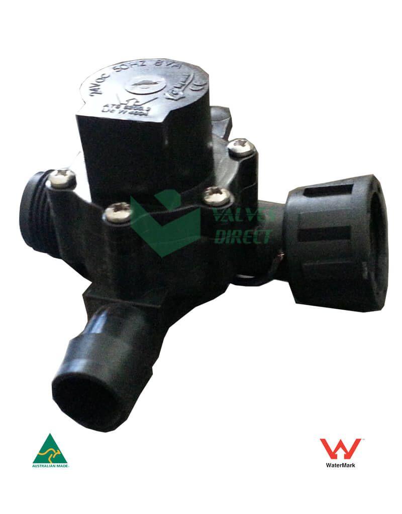 """Irrigation Solenoid Valve 1/"""" Female BSP 24VAC"""