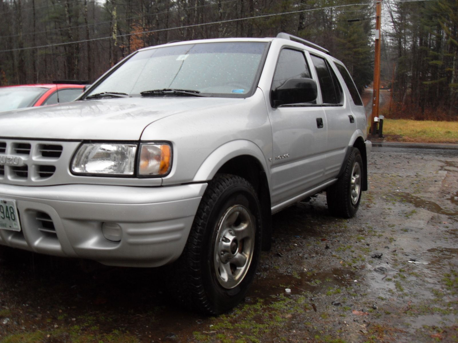 isuzu rodeo v6 isuzu pinterest rodeo and cars