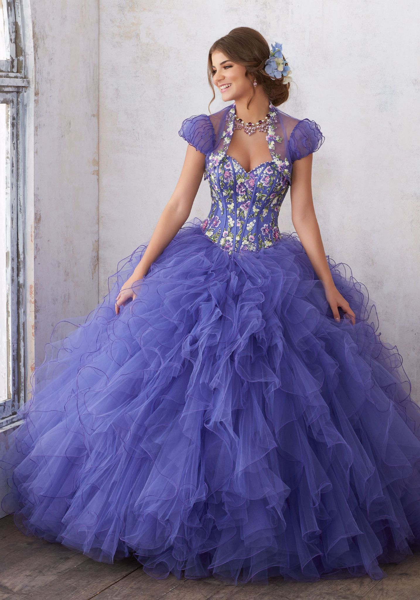 Mori Lee Quinceanera Dress 89121 | Mori lee, Sweet 15 and Products
