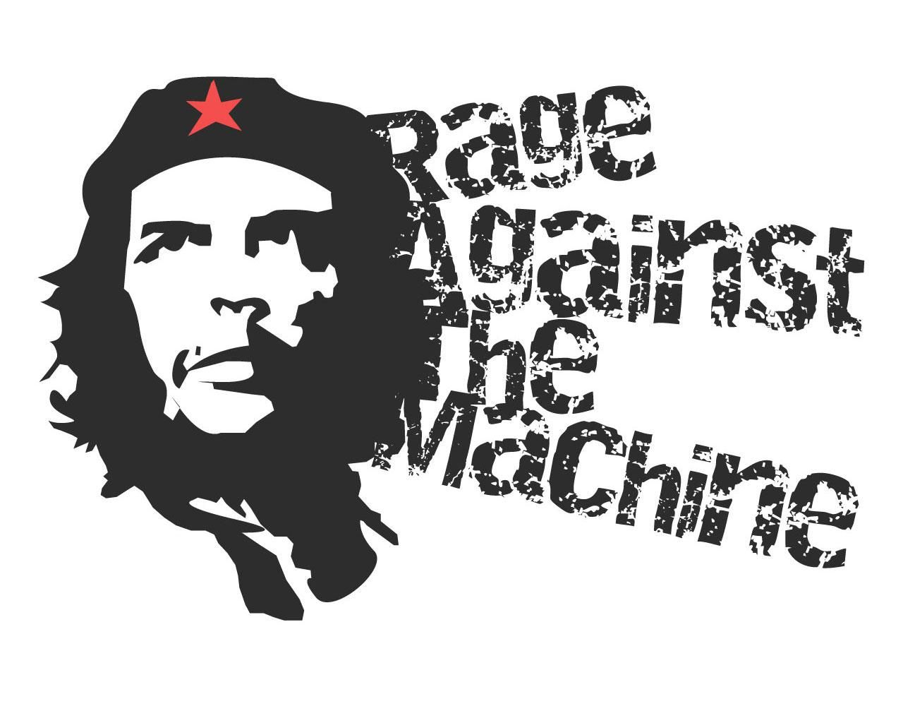 Rage Against The Machine Rock N Roll All Night Wallpaper