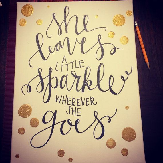 White and Black with Gold dots canvas by BiblebyHand on Etsy ...