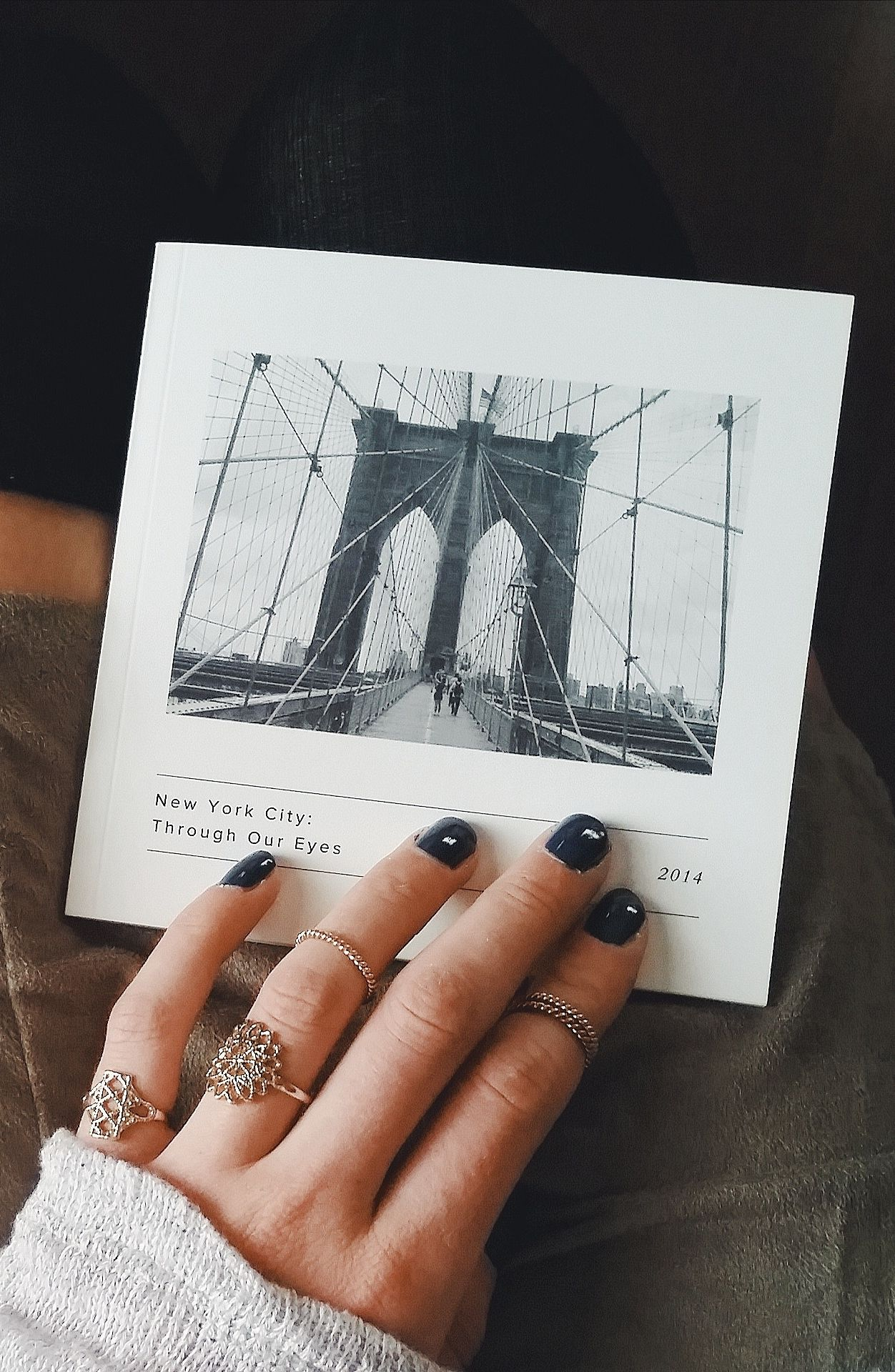 Instagrams in print / straight from the artifactuprsng