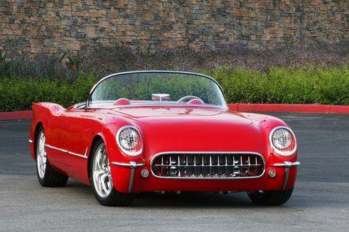 1954 Chevrolet Corvette We service, repair, restore C1 C2 C3 Corvettes - www.classiccarssanantonio.com