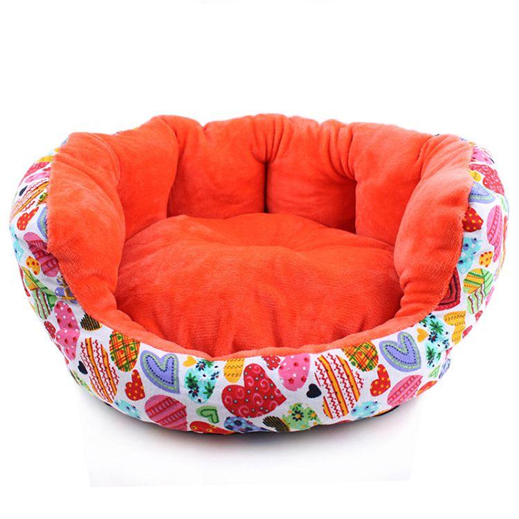 Modern Dog Beds Round Canvas Dog Sofa Bed Modern Dog Beds Round ...