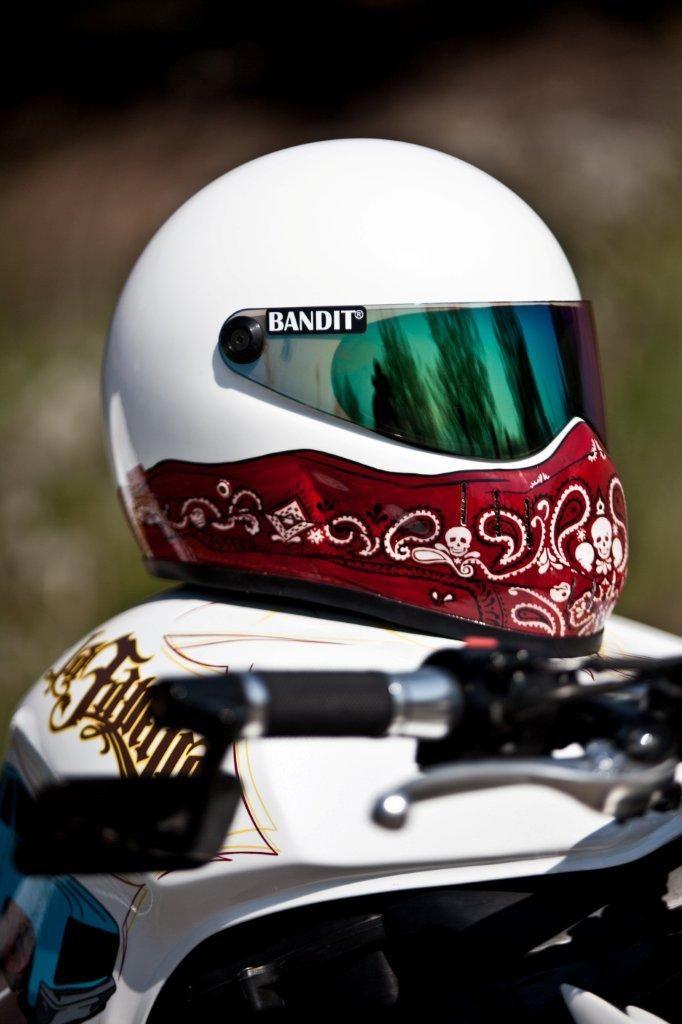 BANDIT XXR bandana style | *Helmets* | Pinterest ...