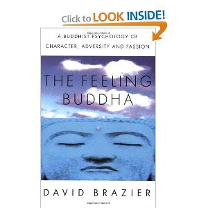 The Feeling Buddha A Buddhist Psychology Of Character Adversity And Passion David Brazier With Images Adversity Feelings Introduction To Buddhism