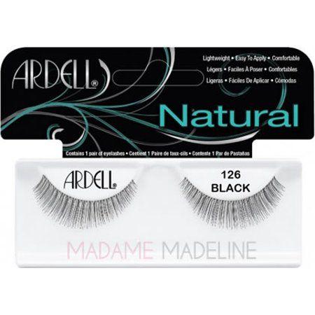 dcbc70e3fc3 Ardell Fashion Lashes, [126] Black 1 pair | Products | Black lashes ...