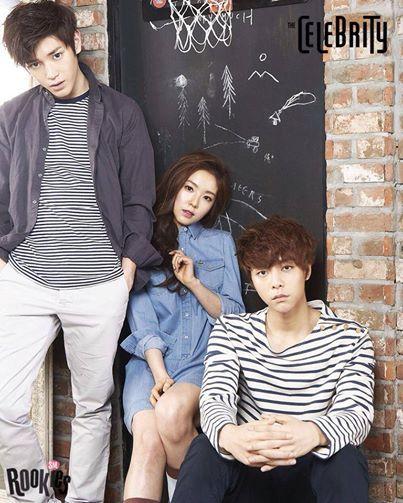 SM ROOKIES Taehyun Irene Johnny