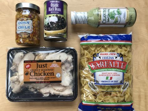 Easy Summer Meals You Can Buy at Trader Joe's