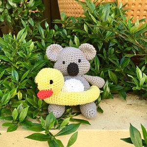My Jungle amigurumi pattern by Madelenon | Patrones amigurumi ... | 300x300