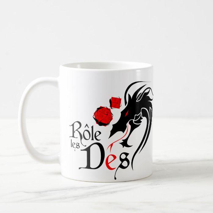 Tasse Officielle - Rle les Ds - Official Mug