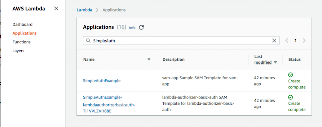 Announcing nested applications for AWS SAM and the AWS