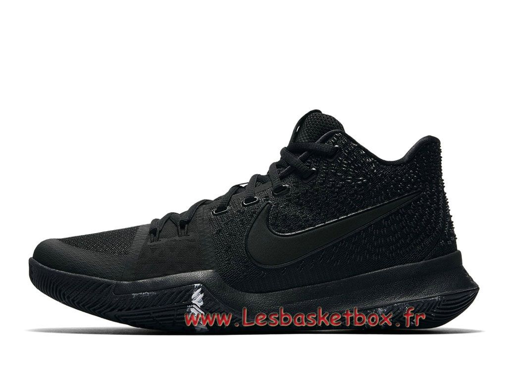 release date: 7380d a97f9 Chaussures Basket Nike Kyrie 3 Black Marble 852395 005 Officiel Nike Prix Pour  Homme - 1707131074 -