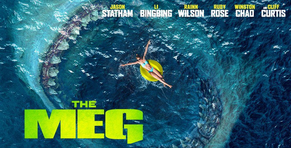 The Meg 2018 Megalodon Peliculas En Linea Peliculas Completas
