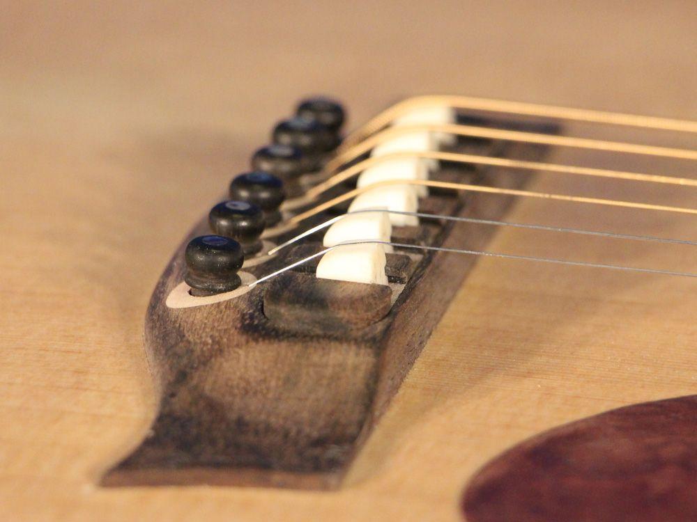 Portland Guitar Custom Acoustic Guitars Handmade Guitars Acoustic Guitars Luthier Acoustic Guitar Guitar Design Acoustic Guitar Lessons