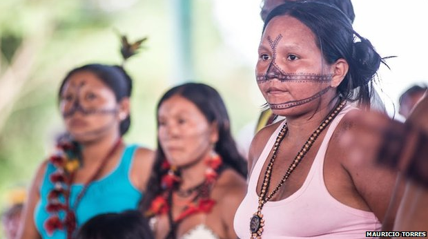 Brazil's Announcement to Auction New Amazon Mega-dam Provokes Outrage: The move enflamed tensions in this precarious and remote region, while portending conflict with the region's threatened indigenous peoples, particularly the Munduruku people, one of the largest surviving Amazonian tribes, whose territories and communities span much of the Tapajós basin.