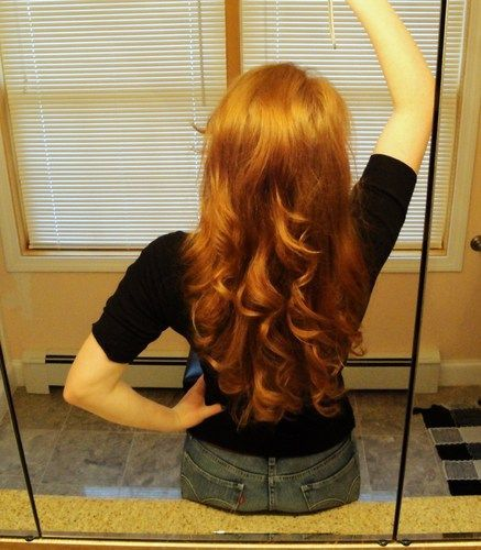 Stop damaging your hair! No Heat Sock Bun Curl Instructions (How I do Sock Bun's to get the best Curls). Perfect for anyone trying to grow out their hair or for kids. Plus, the curls last all day in even the most stubborn hair types.