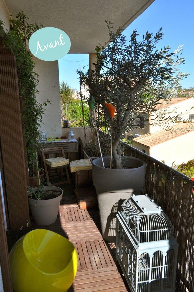 Bohemien-chic balkon make-over van Juliana