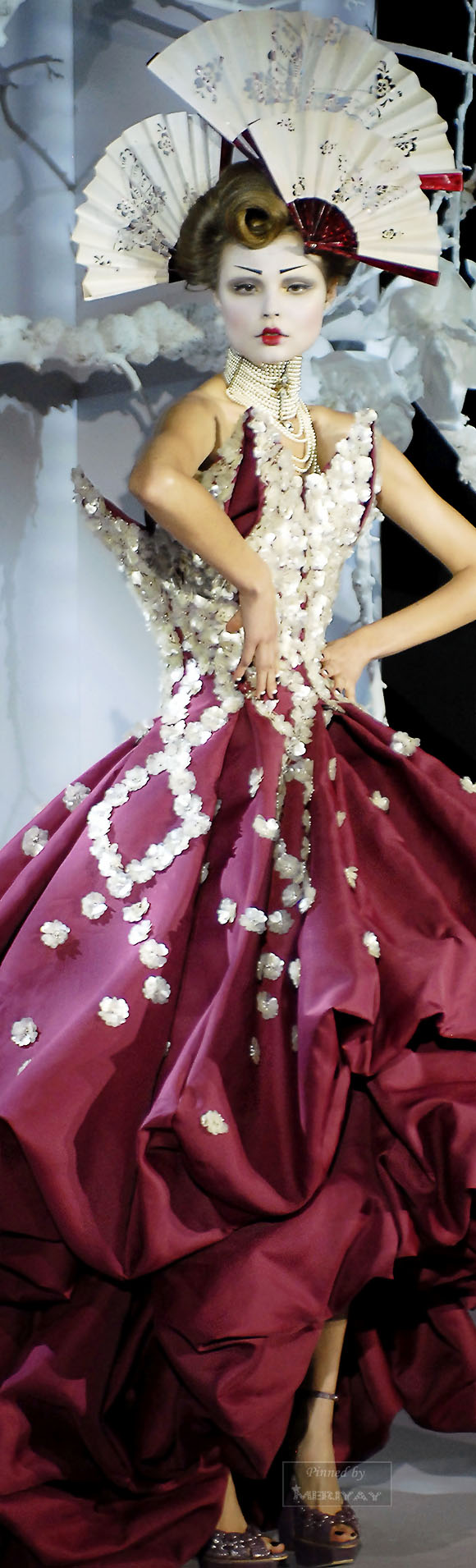 ~Christian Dior SS 2007 | House of Beccaria