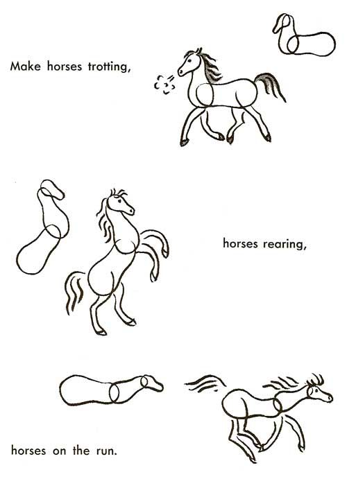 how to draw tutorials...good for children's books