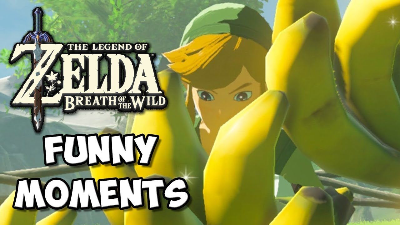 I Liked Zelda Breath Of The Wild Funny Moments Selling Fruit Chocolate Milk Gamer On Y Funny Moments Breath Of The Wild Funny Zelda Breath Of The Wild Funny