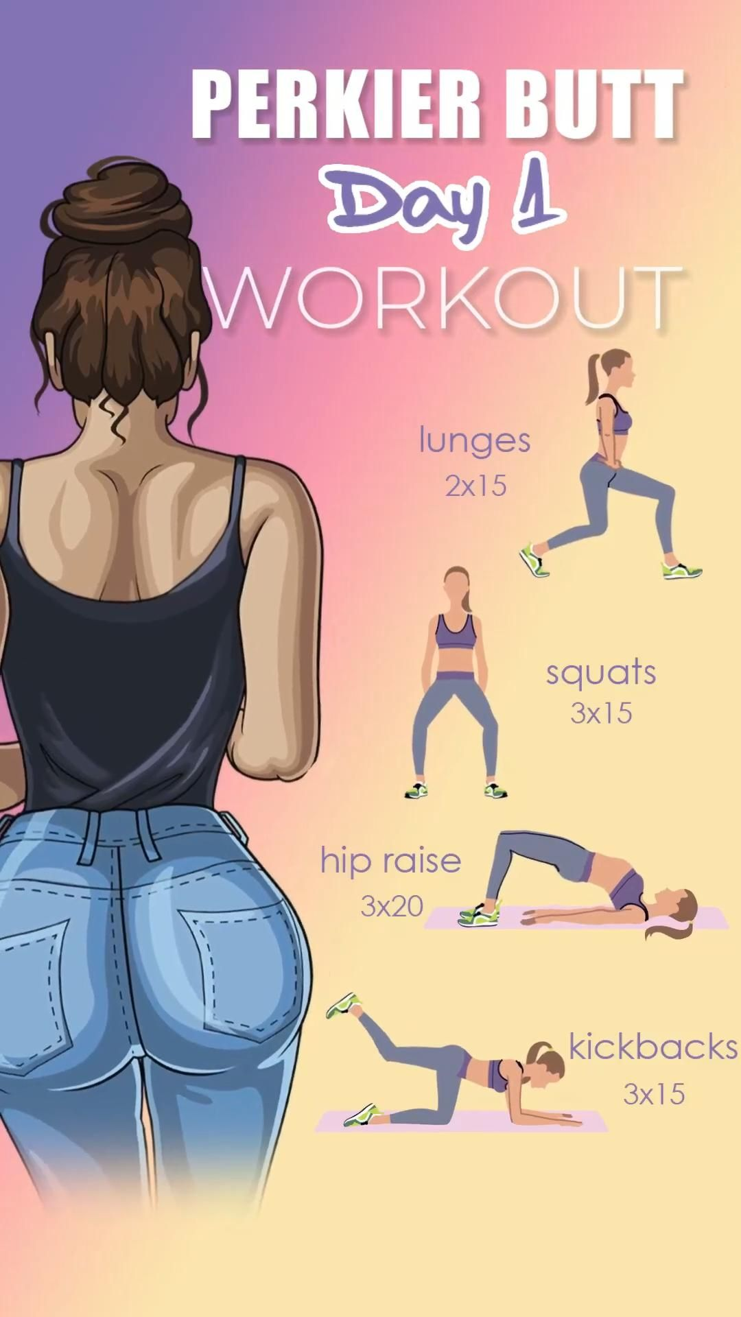 booty workout!