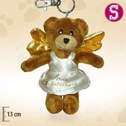 Schutzengel-Teddy als Anhänger