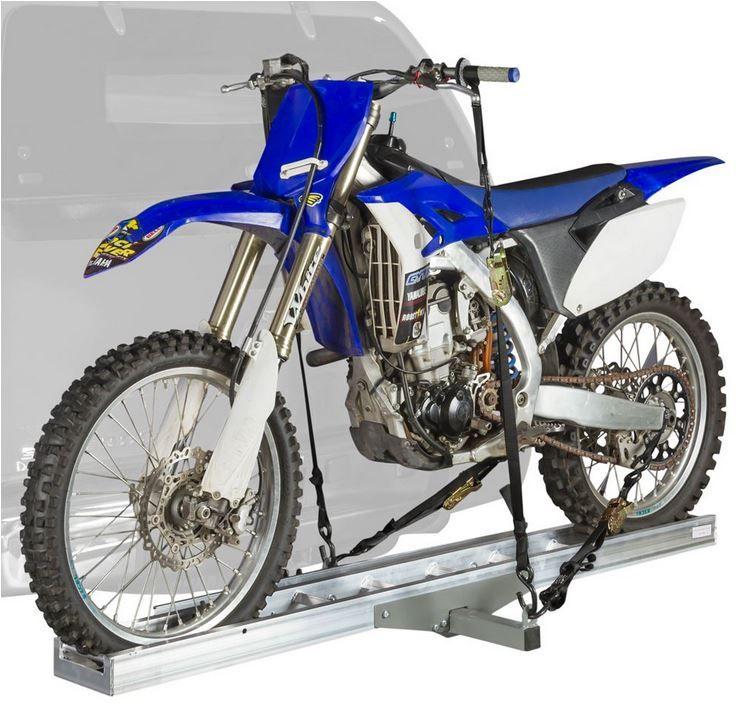 450 lb capacity aluminum dirt bike motorcycle tow hitch