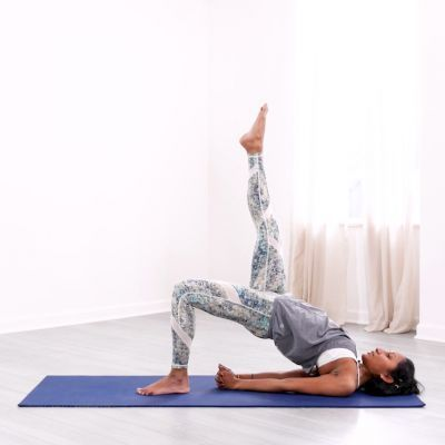 practice yoga poses anywhere anytime with online access