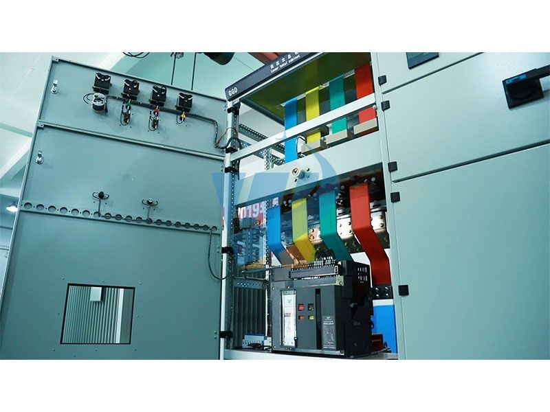 Ggd Fixed Switchcabinet It Is Used For Power Conversion Distribution And Control Of Power Lighting And Dist With Images Paint Pads Switch Natural Ventilation