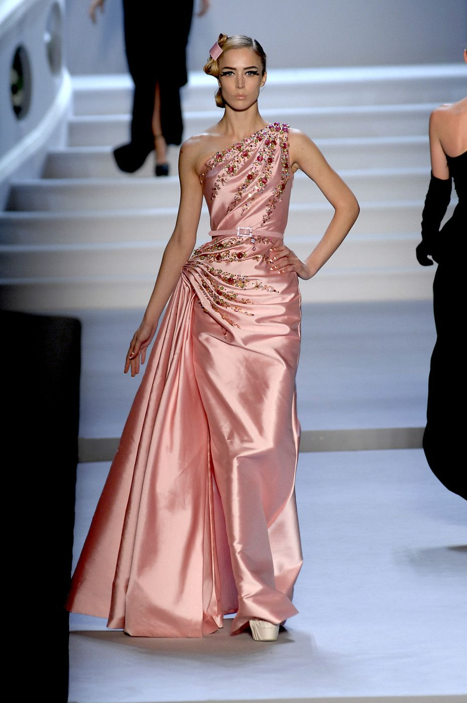 John Galliano for Christian Dior fall/winter-2007 | VESTIDOS QUE ME ...