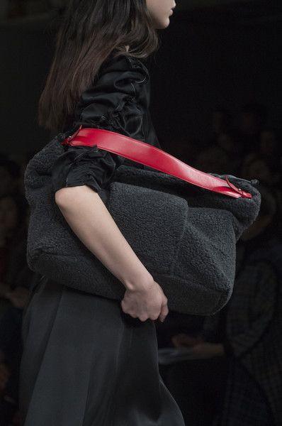 cfdc132b7f35 Eudon Choi at London Fashion Week Fall 2018 - Livingly