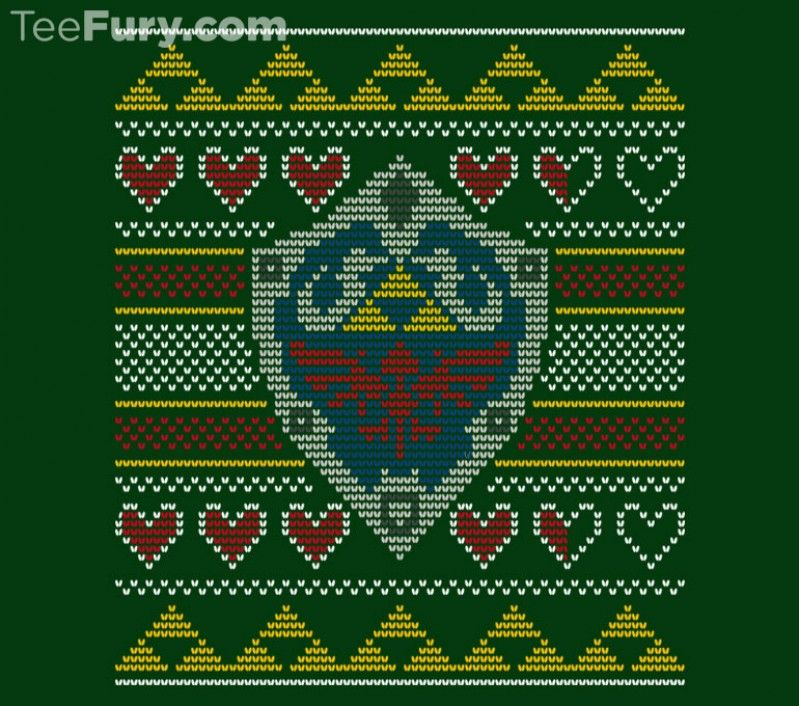 These Pop Culture-Inspired Ugly Christmas Sweaters are Fantastic ...