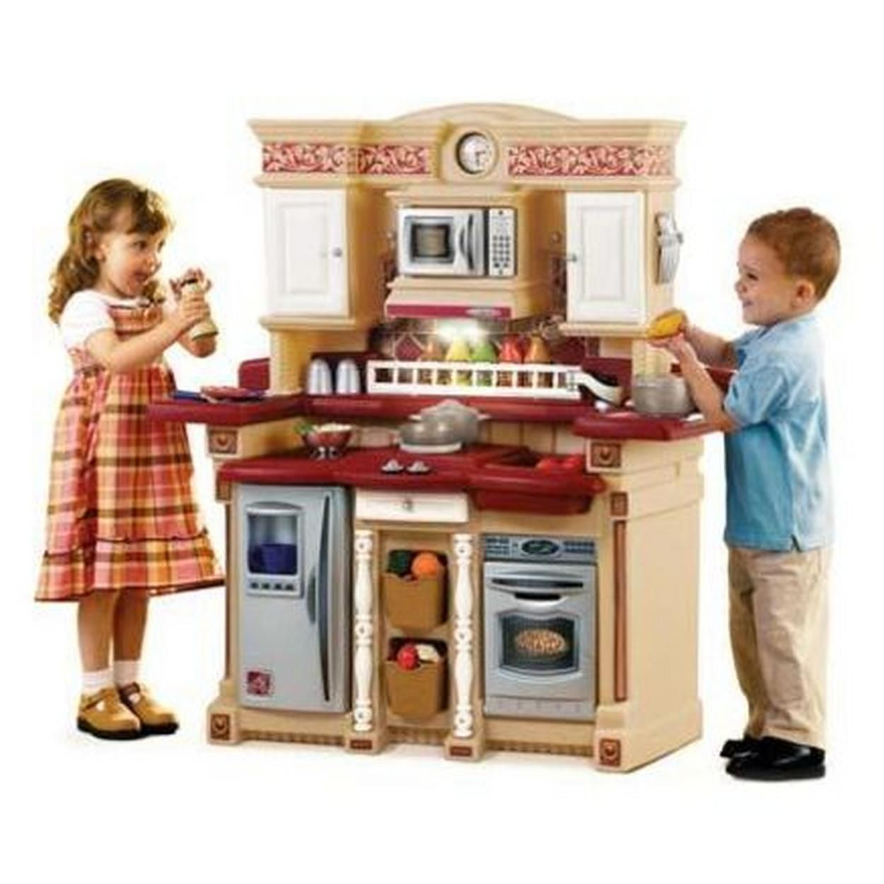 LifeStyle Partytime Kitchen Playset for 160.99 Play