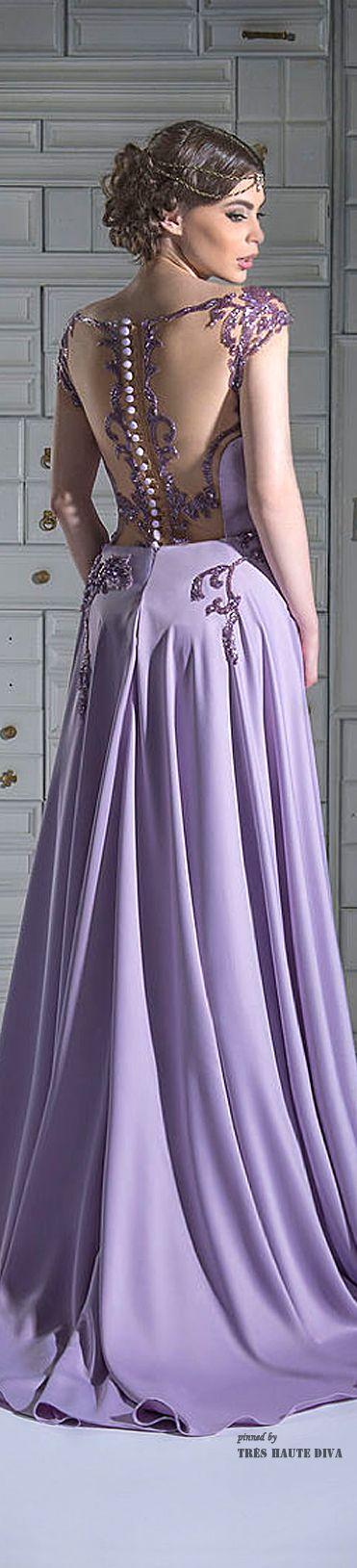 VIOLETA....❤ | Alta Costura | Pinterest | Vestiditos, Morado lila y ...