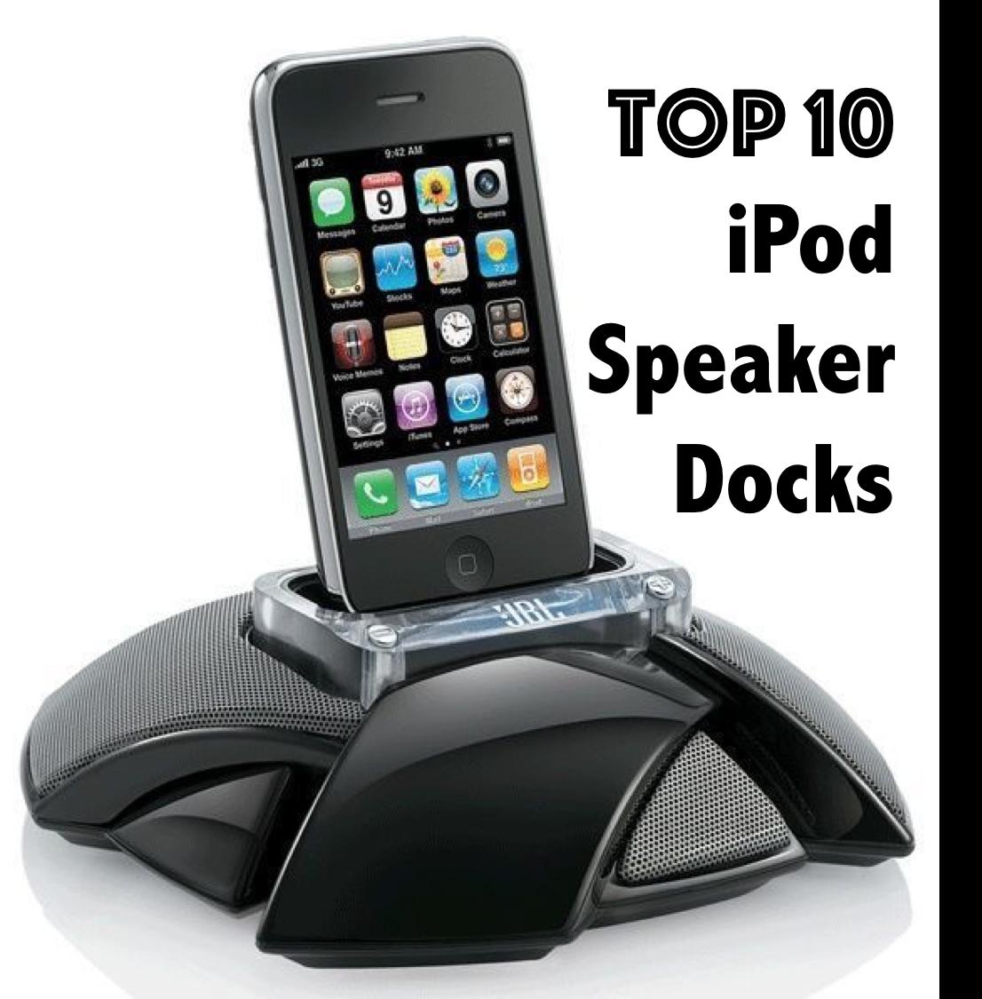 Top10iPodSpeakerDocks Ipod speakers, Ipod, Ebay