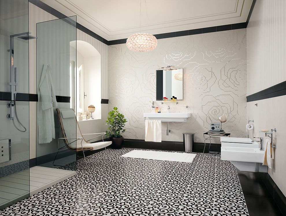 Luxury Exotic Tiles for a Beautiful Bathroom | Modern Home ...