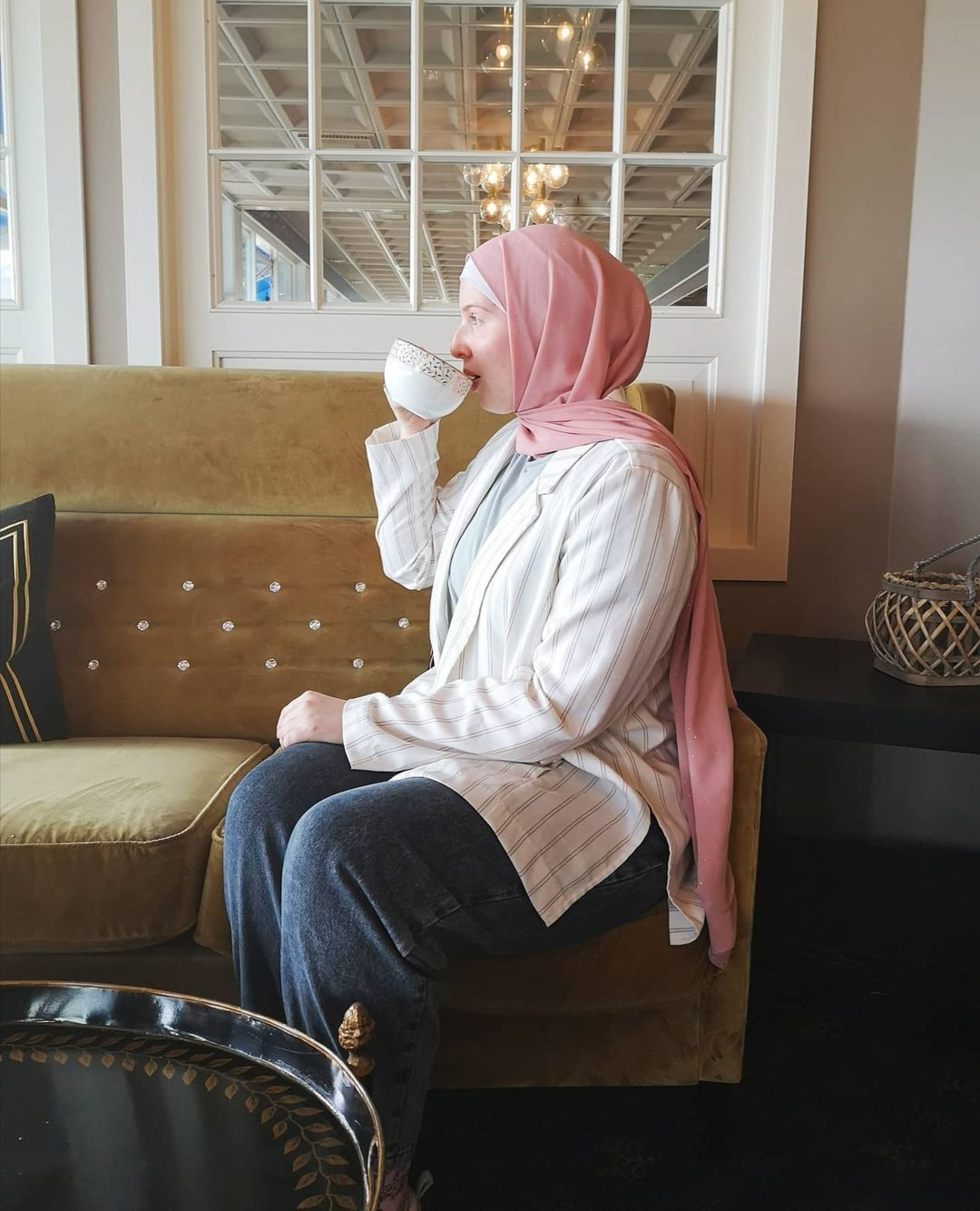 Norwegian Revert   Hijab   Julianne Froeyseth   Instagram