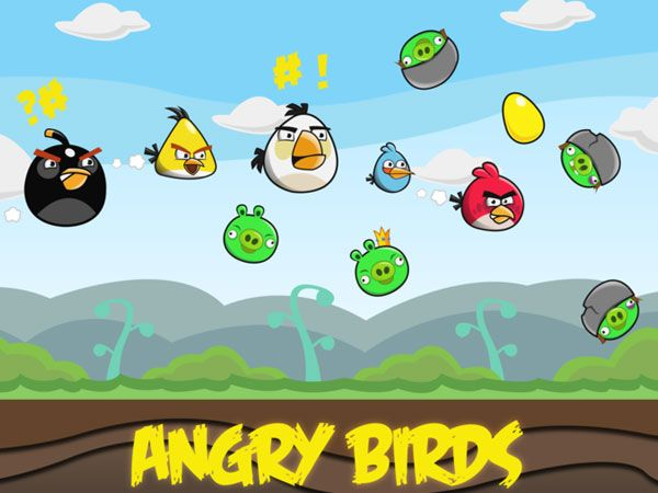 You See A Huge Variety Of Angry Birds Pictures Online In Vibrant Red Blue And Golden Hues Can Choose From Wide Series Cool Web Posters Featuring