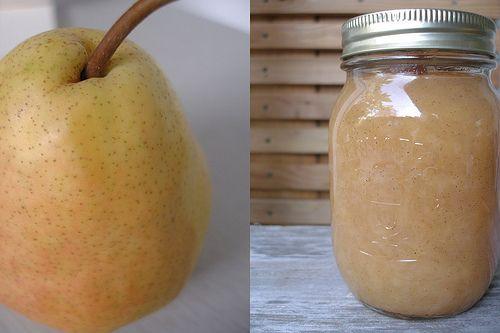 VANILLA PEAR JAM | Pear jam, Pear and Vanilla
