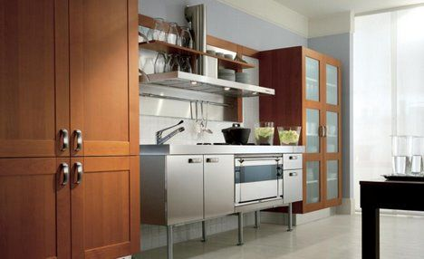 Genial Modern European Kitchens   The 7 Trendy Kitchen Designs From Ernestomeda,  Italy
