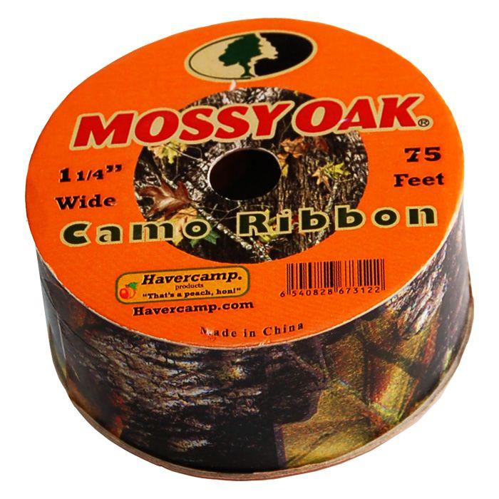 Camo Wedding Reception Ideas: Mossy Oak Wedding Decorations