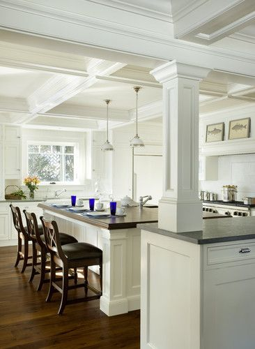 Architectural Kitchen Traditional Kitchen Boston By Dalia